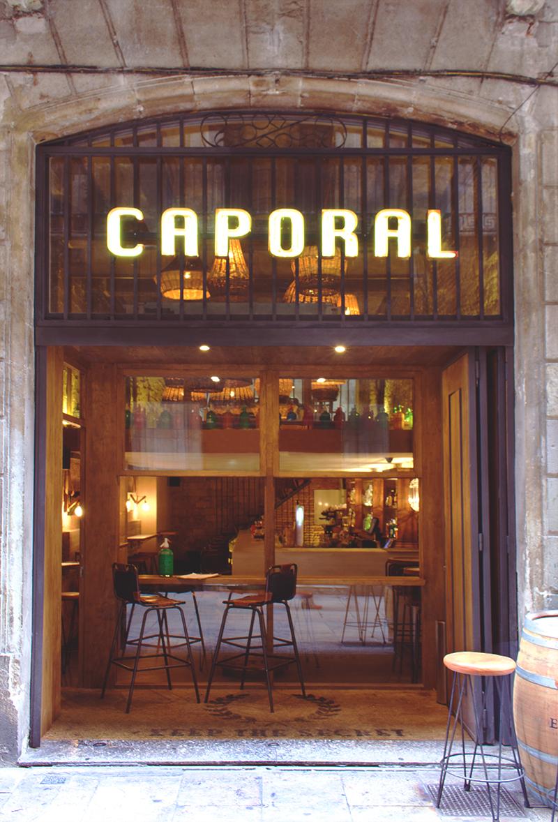 Caporal - Miriam barrio ...